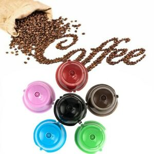 Coffee Capsule Cup 54*35MM Beverages Filter Kitchen Practical Convenient