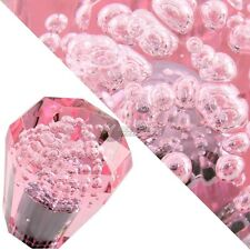 JDM Diamond Crystal VIP Style Manual  Shifter Shift Knob 60MM PINK
