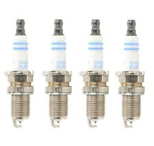 Set of 4 Spark Plugs Bosch 8100 For Acura Audi Buick Chevy Mecedes Nissan VW
