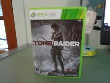 New listing Xbox 360 Tomb Raider