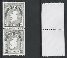 Ireland(718) 1922 Map 2d COIL PAIR  -  a Maryland FORGERY unused