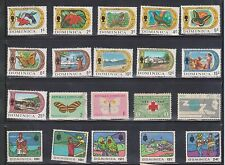 (U8-4) 1937-80s Dominican mix of 58stamps 1c to 2 ¼d & 1c to 50c (B)