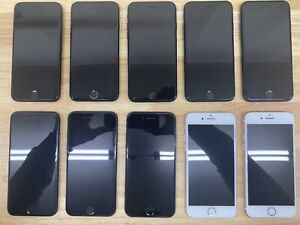 Lot of 10 Apple iPhone 7 for Sprint, Grade A Functional, Financed Unpaid Balance