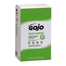 Gojo  Multi Green  Citrus Scent Hand Cleaner Dispenser Refill  2000 ml