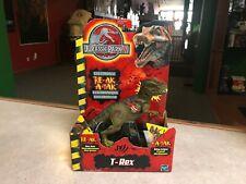 2001 Hasbro Jurassic Park III 3 Electronic T-REX Figure NIB