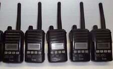 LOT 5 - Icom F50V VHF portable radio TESTED 100% narrowband fire pager police