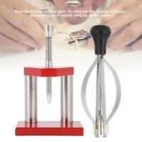 Watch Hand Remover Plunger Puller Fitting Presser Kit Wristwatch Repair Tool Set