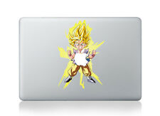 "Dragon Ball Z Goten sticker for Apple Macbook 13""/15"" Pro/Air/retina laptop"