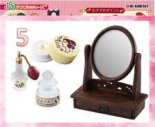 Re-ment Miniature Dollhouse Japan Japanese Modern Girl rement set No.05