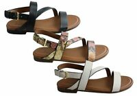 Brand New Naturalizer Tru Womens Comfortable Leather Fashion Sandals