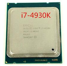 Intel Core i7-4930K 3.4Ghz 6 Core 12 Thread LGA 2011 SR1AT 130W CPU Processor