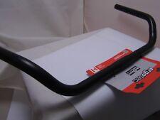 Ergotec Englisher Steel Bicycle Handlebars 25.4mm X 565mm - Black