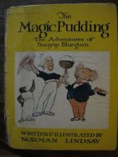The Magic Pudding - Norman Lindsay - Vintage Australian 1940 Classic Book