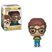 Funko--Big Mouth - Andrew Pop! Vinyl