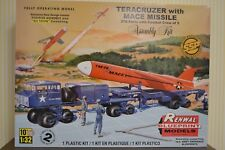 Renwal/Revell teracruzer with Mace missile 1:32 neu&ovp