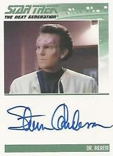 "Complete Star Trek TNG S2 - Steven Anderson ""Dr Nilrem"" Autograph Card"