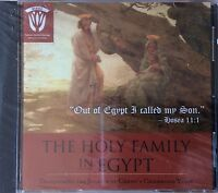 The Holy Family In Egypt - DVD - NEW!!