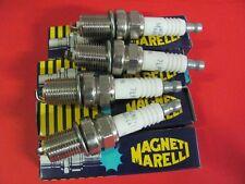 N°4 CANDELE PER AUTO MAGNETI MARELLI 7LPR FIAT UNO/PUNTO/TIPO-FORD-CITROEN-OPEL