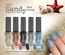 QUICK SALE-ONLY2 left- Konad Sandy Polish-Special 4Summer- 5 colours in this set