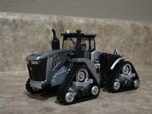 Ertl 1/64 Silver John Deere 9470RX Quadtrac Tractor Farm Toy 100 Years Tracks