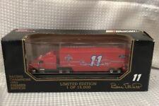 1993 1/87 Nascar Racing Champions Limited Transporter #11 Bill Elliott Amaco.(2c