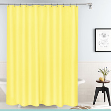 "NEW Deluxe Heavyweight  Shower Curtain Liner with Metal Grommets 70""X 72"" NEW"