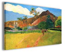 Quadri famosi Paul Gauguin vol XIV Stampa su tela arredo moderno arte design