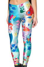 Little Mermaid Leggings. New