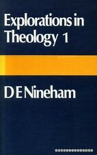 Nineham, D E EXPLORATIONS IN THEOLOGY 1 1977 Paperback BOOK