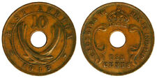 10 Cents 1943 Est Africa East Africa #5747A