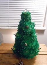 "Vintage Glolite Electric Christmas Tree - 9"" tall"