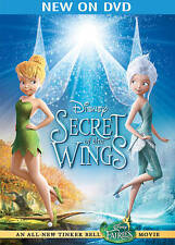 Tinker Bell and the Secret of the Wings DVD Disney Fairies