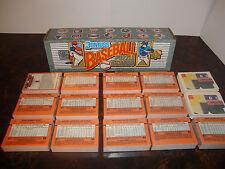 1990 Donruss Baseball--Complete Set--Factory Sealed--1-716--Sosa, Williams--Mint