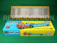 Corgi. #1100 Carrimore Low Loader - Reproduction Box by DRRB