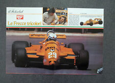 AA46 - POSTER - 1981 - ARROWS A3 , TEAM RAGNO-BETA , 1981 - 45x31 Cm