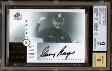 UDG Sign of the Times GOLD #19/25 GARY PLAYER BGS 9 AUTO 9 SOTT #0374