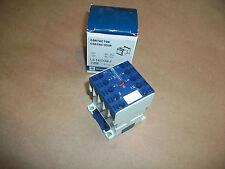 Telemecanique Contactor LC1EC03J   12vac coil    3hp @ 480vac