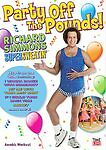 Supersweatin': Party Off the Pounds, DVD, Richard Simmons,