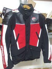 Ducati corse jacket giubbotto giacca originali tg.48