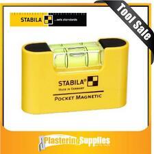 Stabila Pocket  Magnetic Spirit Level   17774