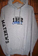 *RARE* MATHEWS SOLOCAM ARCHERY Hoodie Hoooded Sweatshirt XL EC LN w/Pockets SeXy