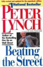 Beating the Street, Peter Lynch, Good Condition, Book