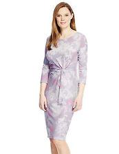 M&S Floral Dress Size 18 Regular Tag £39.50  BNWT