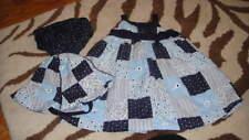 JANIE AND JACK 3-6 BLUE SKIES DRESS HAT SET LOT