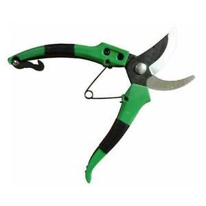 """Pruning Shears Strong Carbon 8"""" Garden Hand Pruner Secateurs Cutter Plants Tool"""