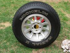 Jeep Laredo 1402 Rim with Michelin Radial X Tire...NEW