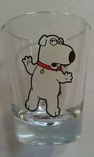 Family Guy Brian shotglass- Whoa . . . Ass Ahoy!