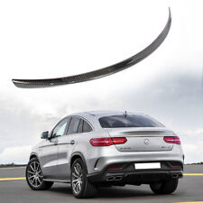 Carbon Fiber Mercedes BENZ GLE C292 Coupe AMG GLE450 AMG Type Rear Trunk Spoiler