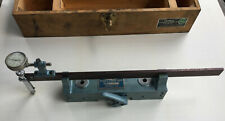 New ListingVintage Magnetic Packing Gauge By Colight, Inc. With Starrett Dial and Wood Box