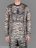 adidas Originals X JEREMY SCOTT  Stripe Slash T-Shirt top  BNWT   M63867